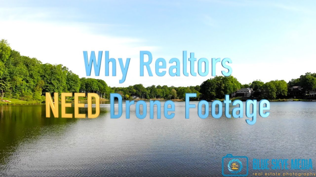 Why Realtors NEED Drone Footage | Northern Virginia Real Estate Photography