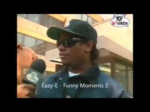 Eazy E funny moments part 2 rip Eric wright