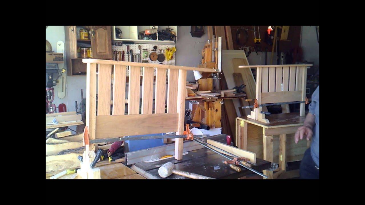 Morris chair plans outdoor - Building A Morris Chair 2