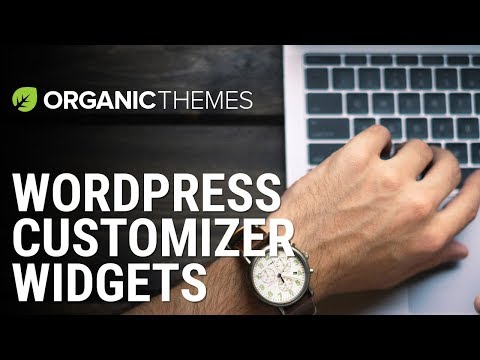 WordPress Organic Builder Widgets Plugin Demo