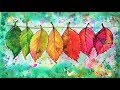 LIVE Rainbow Leaves In Watercolor 8 17 18 mp3