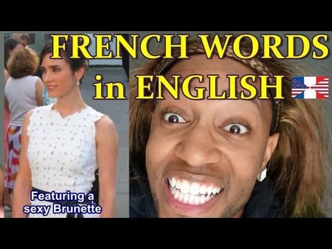 French words in English
