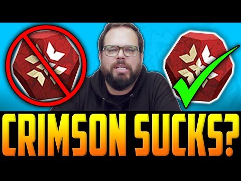 Destiny 2 - CRIMSON DAYS SUCKS? - Or Is It Actually Good? (Crimson Days Review) thumbnail