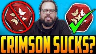 Destiny 2 - CRIMSON DAYS SUCKS? - Or Is It Actually Good? (Crimson Days Review)