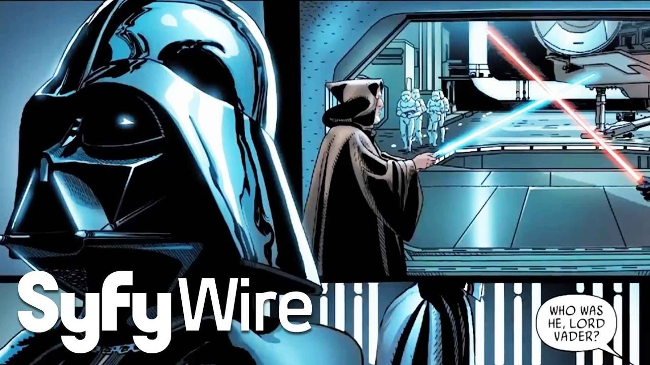 10 Best Star Wars Stories in Books, Games, and Comics | SyFy Wire ...