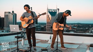 Download lagu Music Travel Love - One More Minute [Official Video] Live acoustic in Nashville