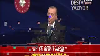 Erdoğan, Liseliler Destanı Yazıyor Şiir ve Kompozisyon Yarışması -TÜMÜ
