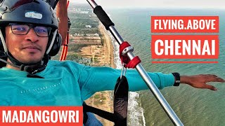 FIRST TIME: FLYING ABOVE CHENNAI   Tamil   Ask Madan Gowri 4