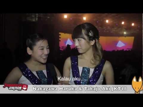 [SPECIAL INTERVIEW] Bagaimana kesan Takajo Aki & Haruka Nakagawa kepada JKT48
