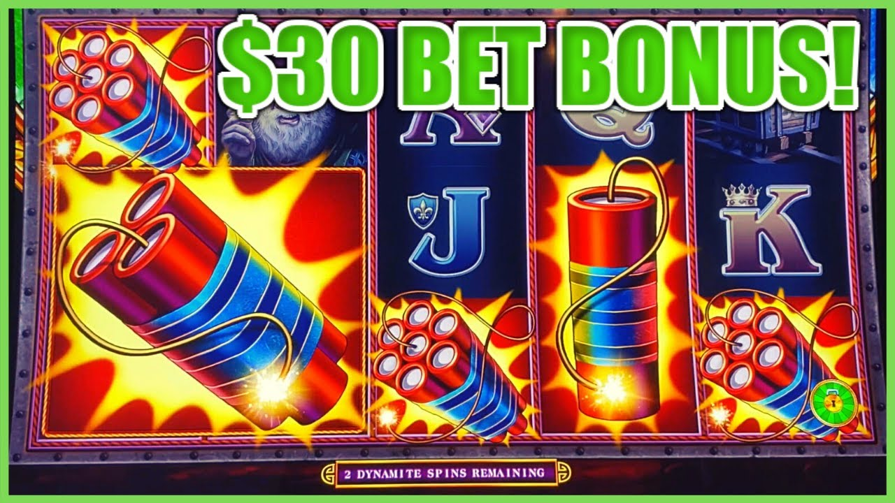 🧨HIGH LIMIT SUPERLOCK Lock It Link Eureka Reel Blast  🧨$30 Max Bet BONUS ROUND Slot Machine Casino 🧨