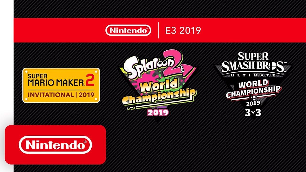 Nintendo World Championship 2019 tournaments live stream