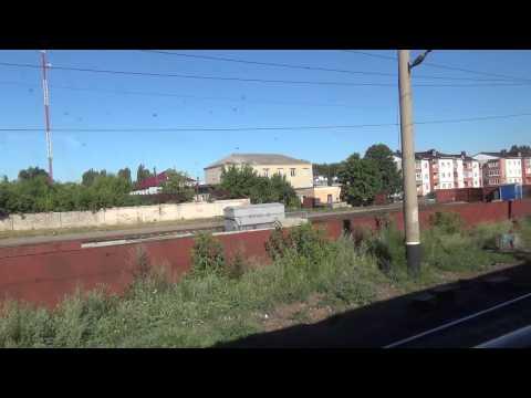 РЖД поезд 463 Поворино прибытие 21 часть