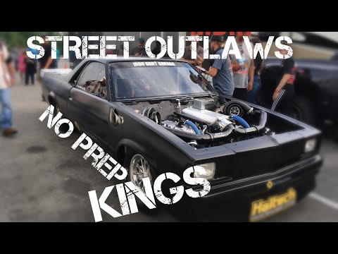 STREET OUTLAWS NO PREP KINGS MARYLAND INTERNATIONAL RACEWAY