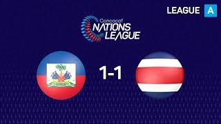 #CNL Highlights - Haiti 1-1 Costa Rica
