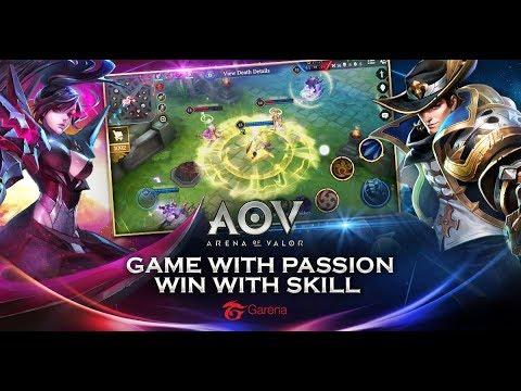 Garena Arena Of Valor Experience More V Game Modes
