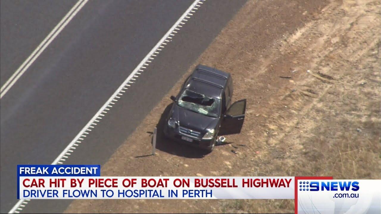Ludlow Crash | 9 News Perth