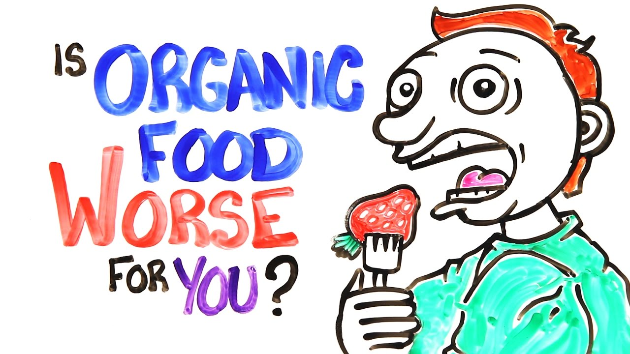 is organic food worse for you youtube