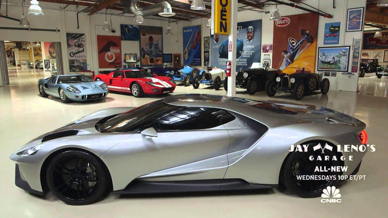 The Top Secret Ford Gt Jay Lenos Garage