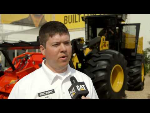 CONEXPO 2014 | Cat® 586C Site Prep Tractor Introduced