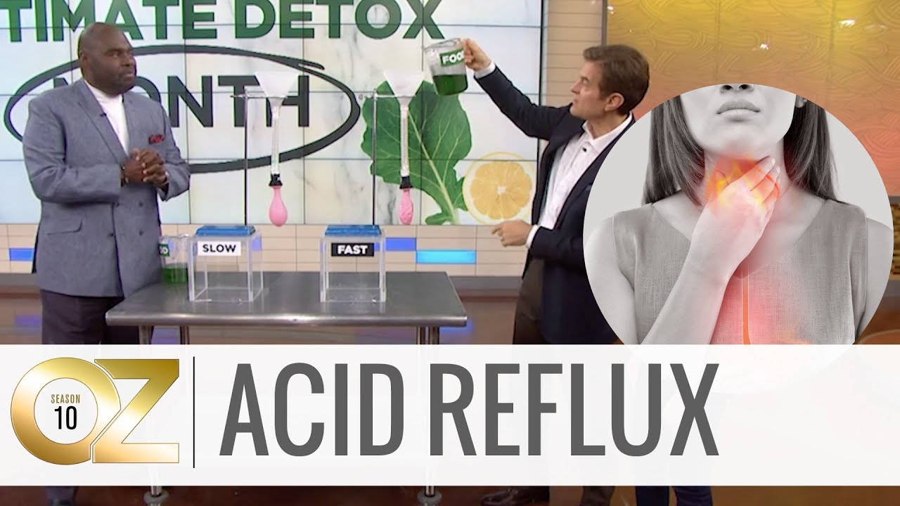 What Triggers Your Acid Reflux And What Solutions Will Work