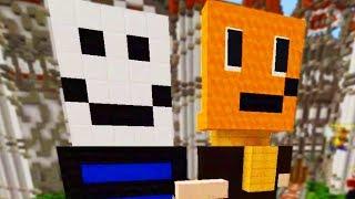 DAS habt ihr jetzt nicht wirklich gebaut.. ☆ Minecraft: Master Builders