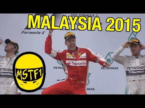 2015 Malaysian Grand Prix – Mystery Science Theater F1