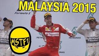 2015 Malaysian Grand Prix – Mystery Science Theater F1