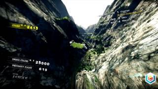 Skydive: Proximity Flight Gameplay Trailer (Wii/Xbox 360/PlayStation 3)