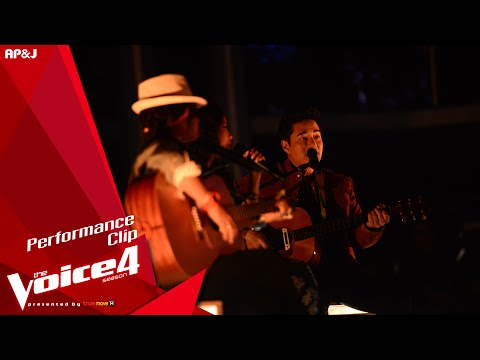 The Voice Thailand - โชว์ทีมก้อง สหรัถ - Let It Be - 29 Nov 2015
