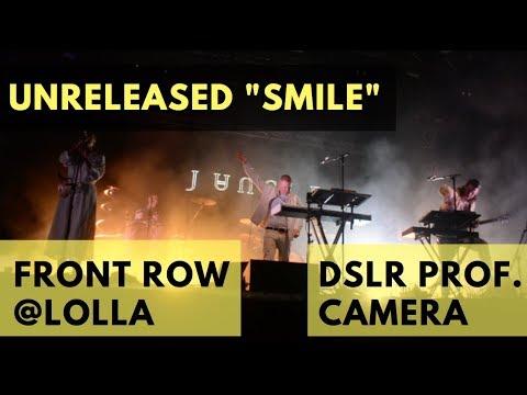 "UNRELEASED TRACK ""Smile"" by Jungle - Professional Camera"