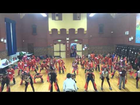 CIS CNYP Rehearsal