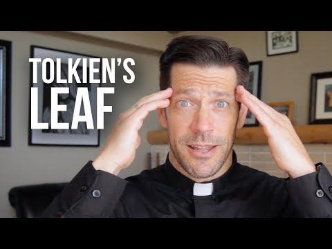 Tolkien's Leaf