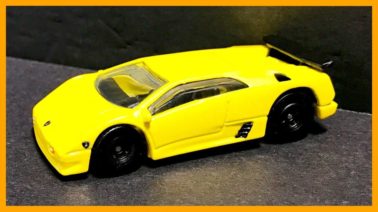 Lamborghini Diablo 6 0 Greatest Rides Hot Wheels Youtube