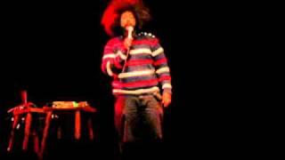Reggie Watts at MHOW 2