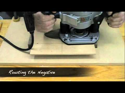 Router Inlay Basics Youtube