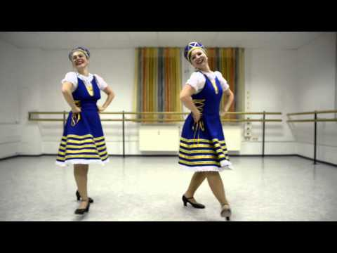 kalinka dance