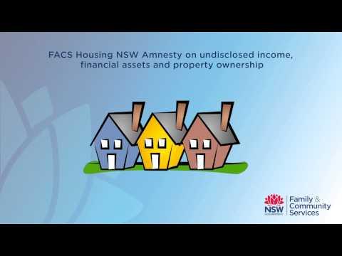 Housing Amnesty