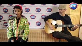 IMANY en live sur RFM - «Don