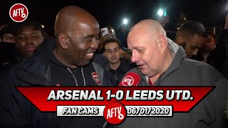 Arsenal 1-0 Leeds United | Let's Not Put Too Much Pressure On Arteta! (Claude)