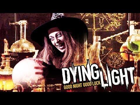 WIEDŹMA SPRZEDAŁA NAM LEWY BIMBER! | Dying Light - SEZON 2 [#29] (W: Dobrodziej)