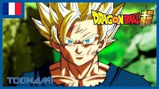 Dragon Ball Super en français   Avec plaisir ! Nouveau combat frénétique de Saïyens !