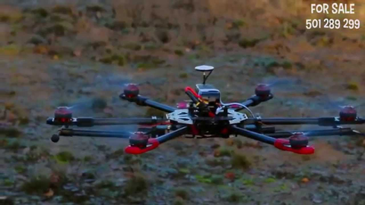 Hexacopter Tarot 680 PRO for sale