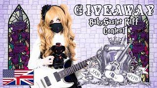 【English】《GIVEAWAY》☾ ♪ ☆「BabySaster RIFF Contest!」† BabySaster