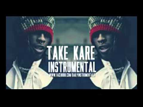 Young Thug ft Lil Wayne Take Kare Instrumental
