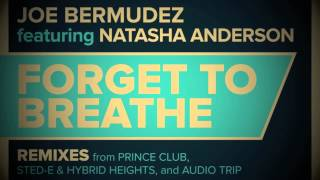 Joe Bermudez ft Natasha Anderson - Forget To Breathe (Sted-E & Hybrid Heights Remix)