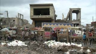 Cholera Outbreak Compounds Haiti