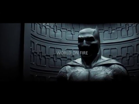 DC Extended Universe  World On Fire