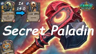 Hearthstone: Secret Paladin #4: Rastakhan's Rumble - Standard Constructed Post-Nerf