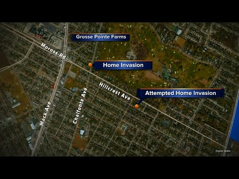 Metro Detroit community on alert after multiple home invasions