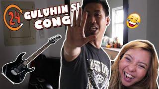 24 HOURS GULUHIN SI CONG TV CHALLENGE!!